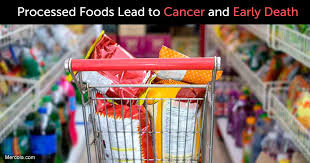 Highly Processed Food Not Unconnected To Early Death